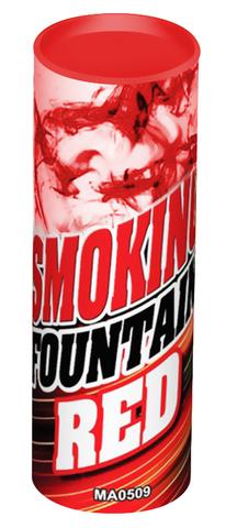 Дым красный 30 сек. h -115 мм