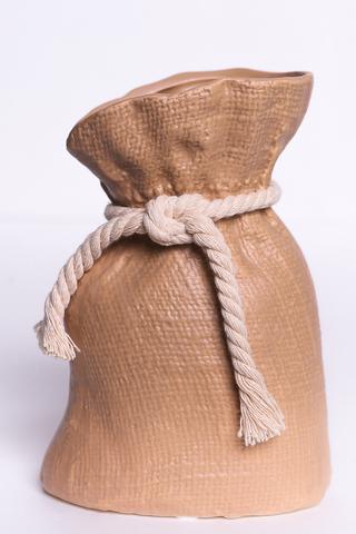 Декоративная вазочка.