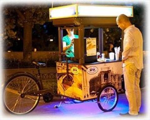 Велосипеды для уличной торговли