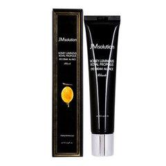 JMsolution Honey Luminous Eye Cream All Face -  Многофункциональный питательный крем для кожи вокруг глаз
