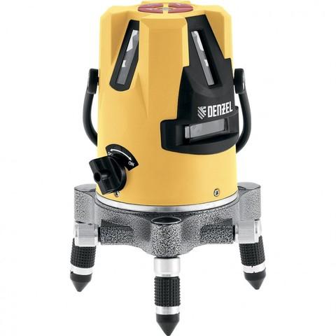 Уровень лазерный LX3, 10 м, ± 0,3 мм/1 м, 635 нм, 4 вертикальных, 1 горизонтальная плоскости, резьба 5/8