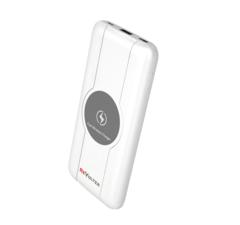 Портативное зарядное устройство ReVolter 10000Qi Power Bank Белый