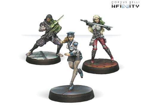 Dire Foes Mission Pack 2: Fleeting Alliance (Nomads VS ALEPH)
