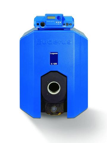 Котел комбинированный Buderus Logano G125 WS - 32 кВт (одноконтурный, без системы управления)