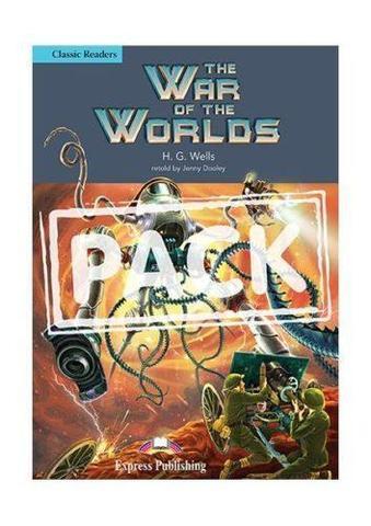 The War of The Worlds. Intermediate (8-9 класс). Книга для учителя с постером