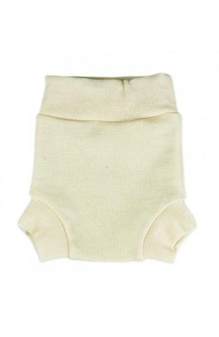 Двухслойные пеленальные штанишки (Экрю, L)