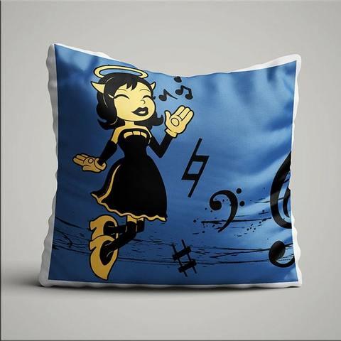 Подушка с Алисой