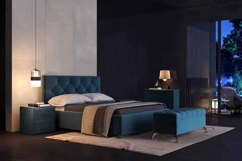 Кровать Walson Monica с основанием