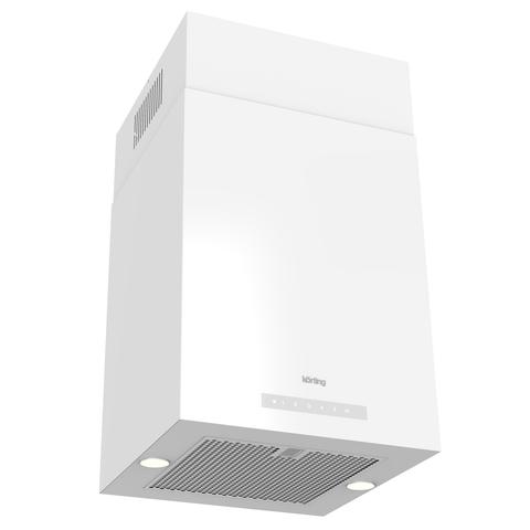 Кухонная вытяжка Korting KHA 45970 W Cube