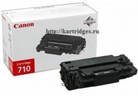 Картридж Canon Cartridge 710L