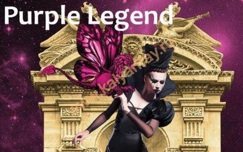 Argelini Purple Legend
