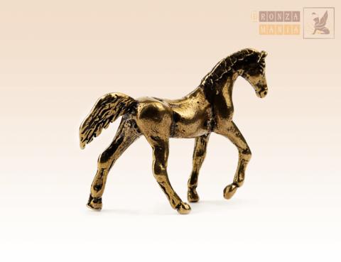 фигурка Лошадь шаг