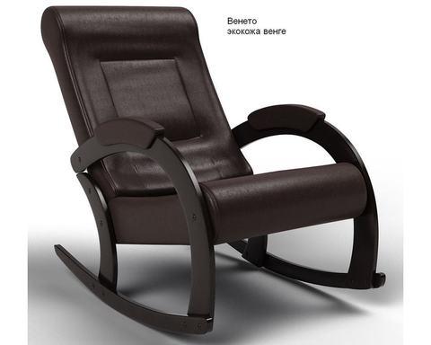 Кресло-качалка Венето (Модель 67) экокожа