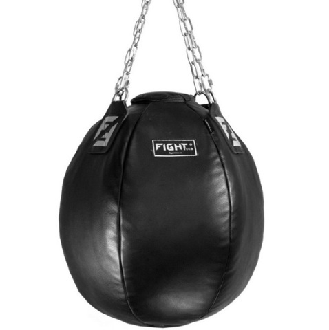 Боксерская груша FIGHTtech SBL3, 45 кг, кожа
