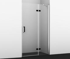 Душевая дверь WasserKRAFT Aller BLACK MATT 10H05RB 120 см правая