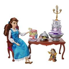 """Кукла Белль, Чайная церемония """"Красавица и чудовище"""""""