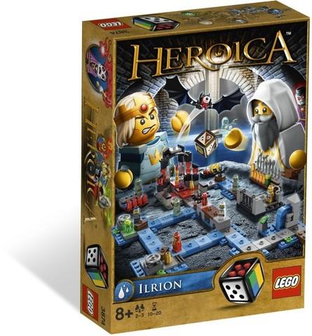 LEGO Heroica: Илрион 3874 — Ilrion — Лего Героика