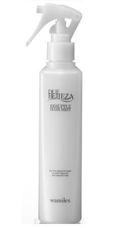 Сыворотка восстанавливающая для увлажнения волос Wamiles Due Belleza Resupply Hair Mist, 200 мл