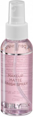 MANLY PRO Makeup Matte Finish Spray спрей-фиксатор 100 мл