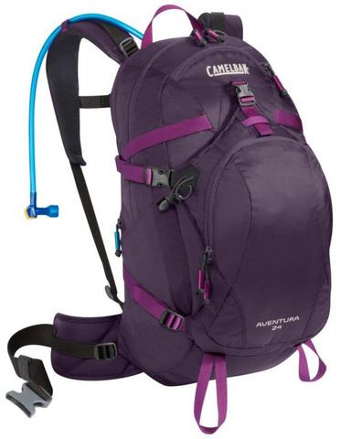 Картинка рюкзак туристический Camelbak Aventura 22 Blackberry Cordial
