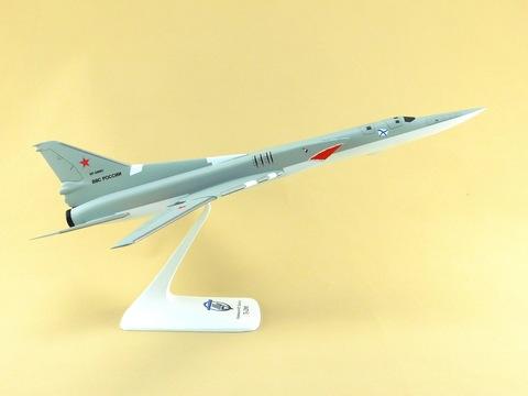 Модель самолета Ту-22МЗ крыло вперед (М1:100, ВВС)