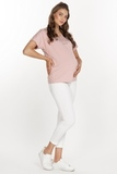 Брюки для беременных 08557 белый