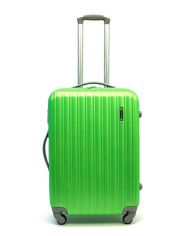 Чемодан Ananda APL-833 Зеленый Ручная кладь (S)