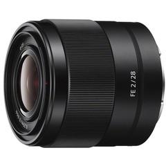 Объектив Sony FE 28mm f/2 (SEL28F20) для Sony E