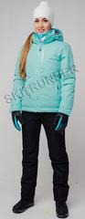 Женский утеплённый прогулочный лыжный костюм Nordski Montana Sky