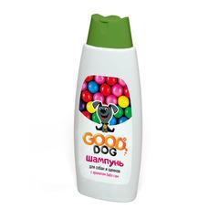 Шампунь для собак и щенков, Good Cat, с ароматом bubble gum