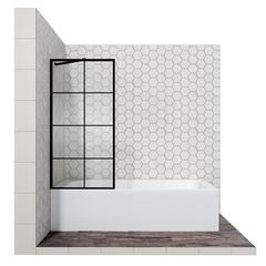 Шторка для ванны Ambassador Bath Screens 16041209 80 см
