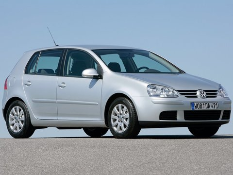 Чехлы на Volkswagen Golf 5 2005–2009 г.в.