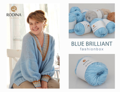 BLUE BRILLIANT Fashionbox