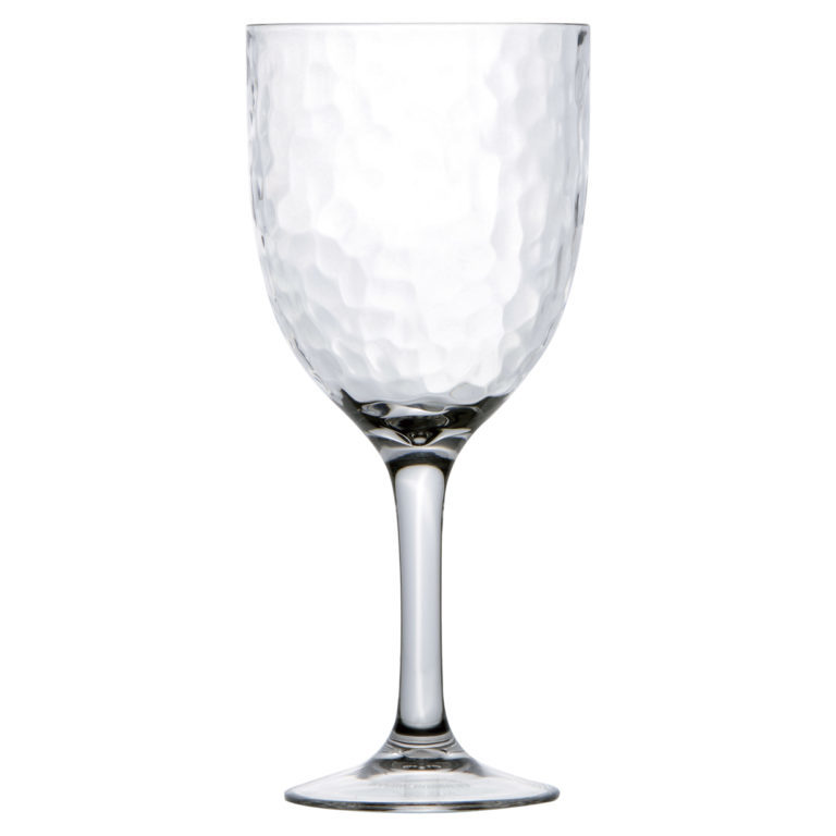 WINE GLASS, ICE