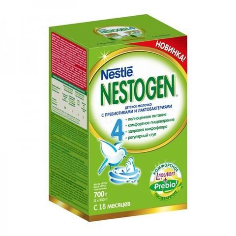 NESTOGEN® 4 Детское молочко 700 гр с 18 месяцев