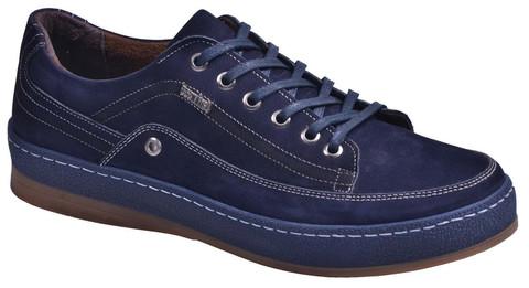 Модные туфли кеды мужские Darkwood Sport Blue