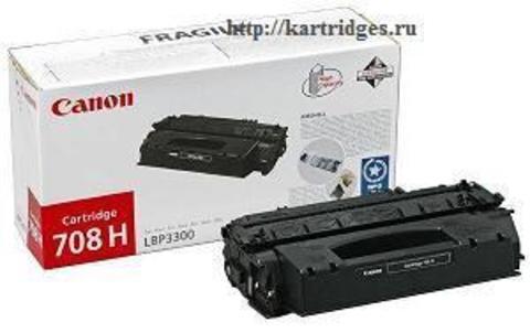 Картридж Canon Cartridge 708H