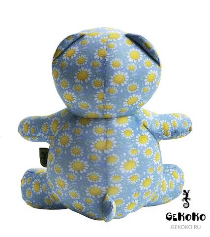 Подушка-игрушка антистресс «МиниМишка Ромашковый» 4