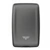 Кошелек c защитой Tru Virtu Oyster 2, темно-серый, 110x69x28 мм