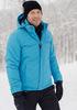 Премиальный теплый лыжный костюм Nordski Mount Blue мужско