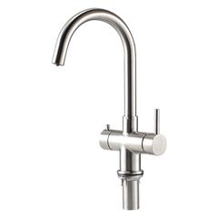 Смеситель для кухни с вентилем для фильтрованной/газированной воды Swedbe 8240 фото