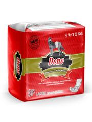 Dono одноразовые впитывающие пояса для кобелей (размер L) 8 штук