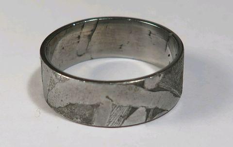 Кольцо из метеорита Сеймчан. Форма