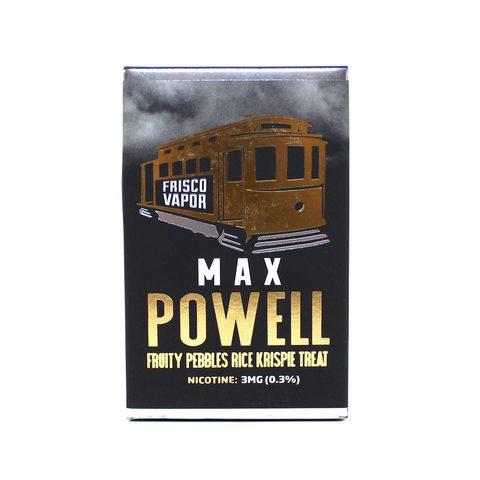 Жидкость Frisco Powell Max