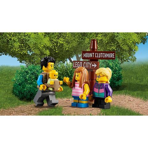LEGO City: Любители активного отдыха 60202 — People Pack - Outdoor Adventures — Лего Сити Город