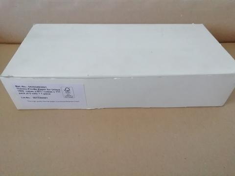 04352483001 Бумага для термопринтера Кобас u 411 и Cobac с 111 1х5шт Roche Diagnostics GmbH, Германия