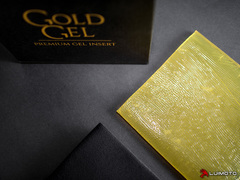 GG1 Rider Gel Kit Гелевая вкладка на сиденье Gold Gel