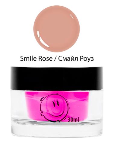 Гель однофазный камуфлирующий Smile Rose Gel 30 мл