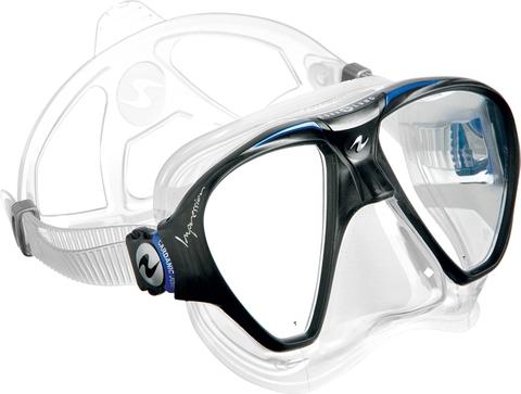 Маска AquaLung Impression прозрачный силикон
