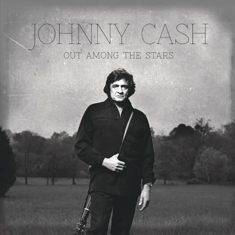 Johnny Cash / Out Among The Stars (LP)